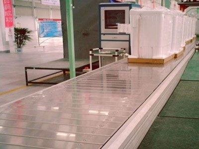 Heavy Chain Plate Production Line
