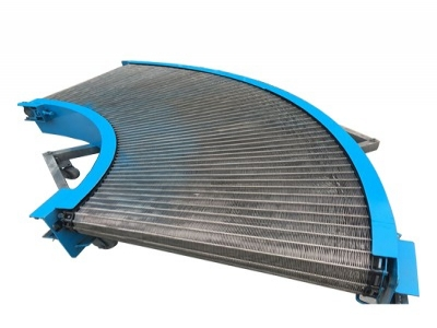 90 Degree Mesh Belt Turning Machine