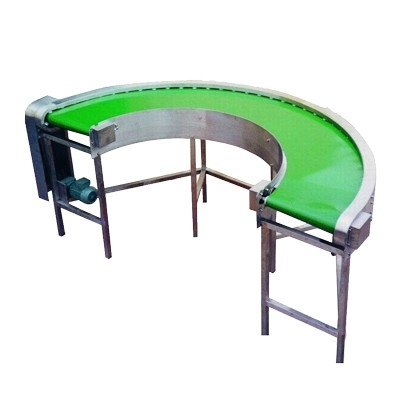 180°Turning belt conveyor