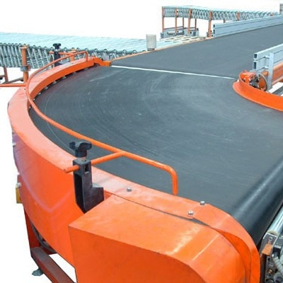 90°Turning belt conveyor